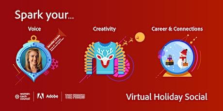 WTC + Adobe Virtual Holiday Social tickets