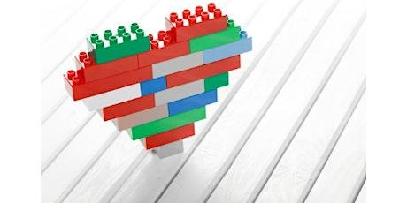 Legotime: L'energia positiva dello stress biglietti