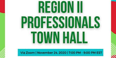 Region 2 Virtual Town Hall tickets