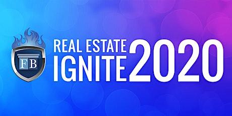 Virtual Real Estate Ignite 2020 tickets