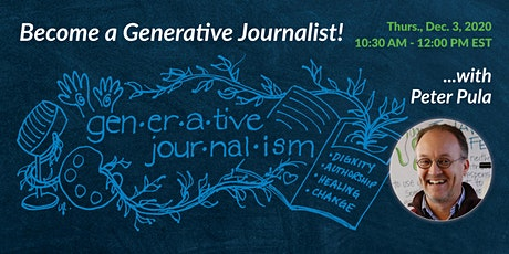 Becoming A Generative Journalist tickets