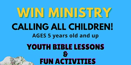 Youth Bible Lessons & Fun Activities tickets