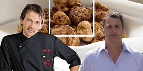 "EXCLUSIVE WEBINAR | ""Truffle Magic with Executive Chef Matteo Boglione"" tickets"