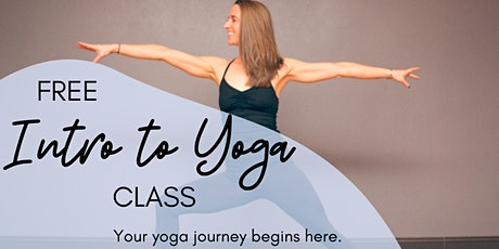 Free Intro to Yoga Class (Grandview) tickets