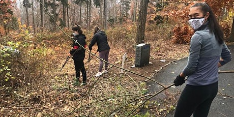 Invasive Plant Removal on the Trail of Honor at Lasdon tickets