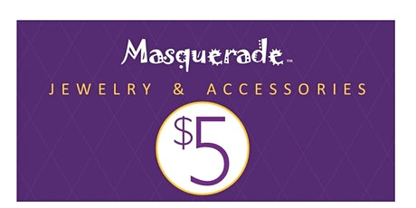 Masquerade $5 Shopping Frenzy tickets
