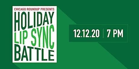 Holiday Lip Sync Battle tickets