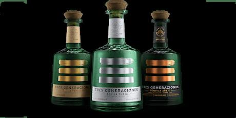Tres Generaciones Tasting Event tickets