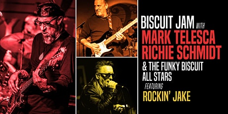 The Funky Biscuit All Stars with Special Guest Rockin' Jake tickets