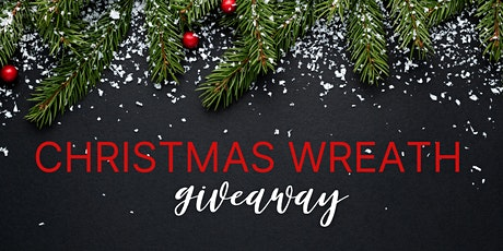 Holiday Wreath Giveway tickets