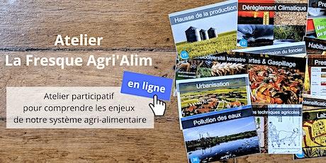 La Fresque Agri'Alim EN LIGNE tickets