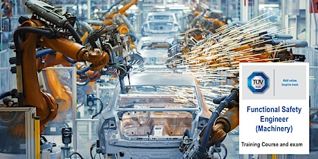 Functional Safety Engineer (FSeng) for the Machinery Sector - Southampton tickets