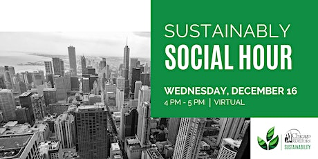 Sustainably Social Hour tickets