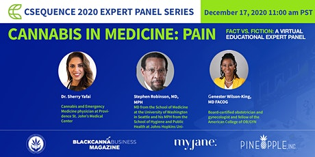 Csequence Expert Panel Series: Pain tickets