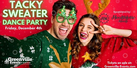 Tacky Sweater Holiday Dance Party  tickets