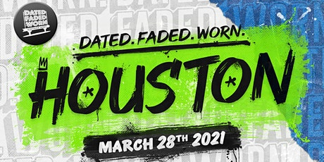 """Dated Faded Worn Vintage Meet """"Houston"""" tickets"""
