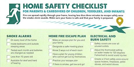 Caregiver Checklist Overview tickets