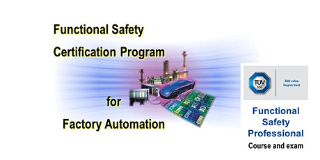 Functional Safety Professional  - Southampton tickets