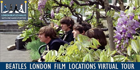 Beatles London Film Locations Virtual Tour tickets