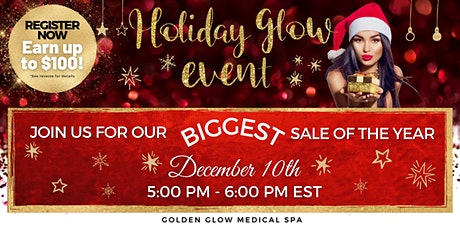 Holiday Glow Event tickets