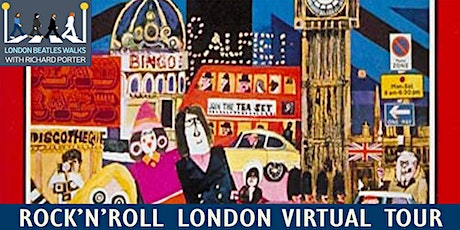 Rock'n'Roll London Virtual Tour tickets