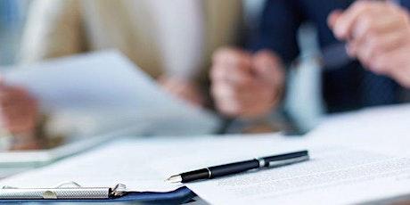 Curso de Gestão de Contratos com Aspectos Jurídicos – Online – Transmissão bilhetes