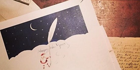 Letters to Santa Workshop tickets