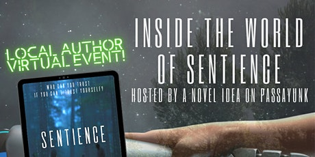 Inside the World of Sentience – An Evening with Courtney Hunter (Online) tickets