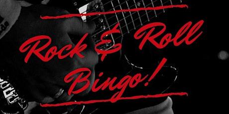 Rock & Roll Bingo tickets