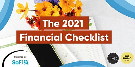 The 2021 Financial Checklist boletos