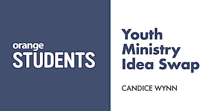 Youth Ministry Idea Swap tickets