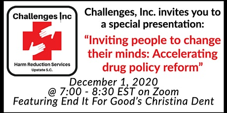 Inviting people to change their minds: Accelerating drug policy reform tickets