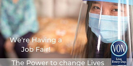 London & Middlesex-Elgin Virtual Job Fair VON 2020 tickets