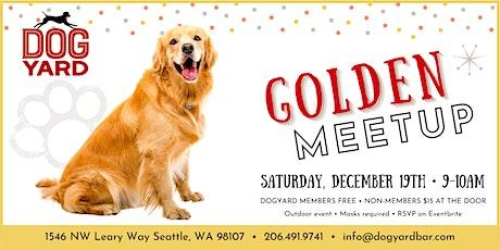 Golden Retriever Meetup at the Dog Yard tickets