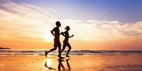 Thursday December 3rd, 5pm, Sunset 5k Walk/Run. Start at IRB public beach p tickets