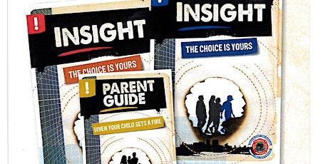 Insight Facilitator Training tickets