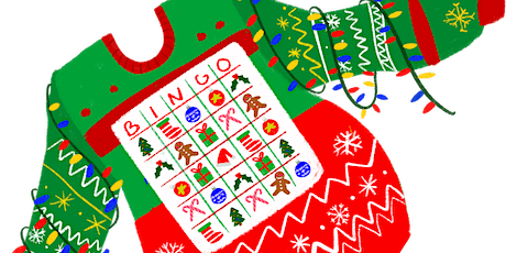 Ugly Sweaters and Heartwarming Stories: A Bingo Night with 826 New Orleans tickets