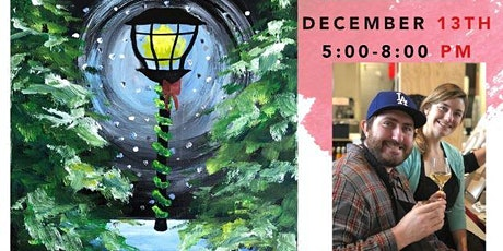 HOLIDAY PAINT & SIP tickets
