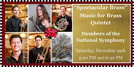 Sounds of Joy & Light: Chamber Concert - Spectacular Brass tickets
