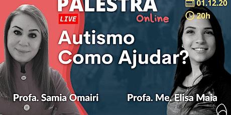 Palestra On-line - Autismo: Como Ajudar?
