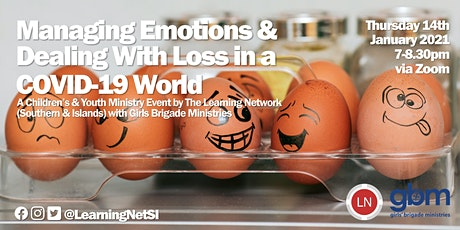 Managing Emotions & Dealing with Loss in Children's and Youth Work tickets