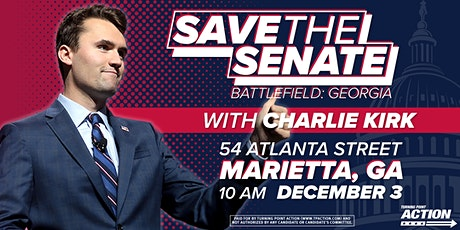 Save the Senate! tickets