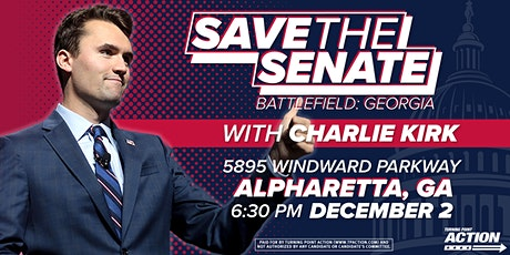 Save the Senate feat. Charlie Kirk tickets