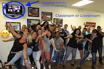 Biloxi Real Estate Courses - Classroom and Live Stream - May be recorded tickets