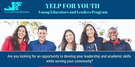 Copy of Young Educators and Leaders Program tickets