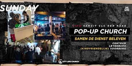 Pop-Up Church zo. 29 november - Young & Free (Basement) tickets
