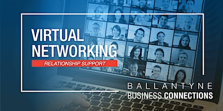 Ballantyne Business Connection: Dec2020 Virtual Networking Meeting tickets