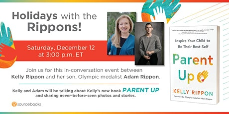 Kelly Rippon in conversation with her son, Olympic medalist Adam Rippon tickets