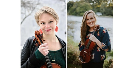 Musicivic Everywhere:  Malin Kress Duo in 3VCP (Wednesday, 7:30 PM) tickets