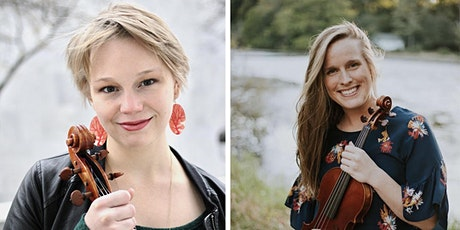 Charlotte Malin & Natalie Kress: Viola and Violin Duo Performance